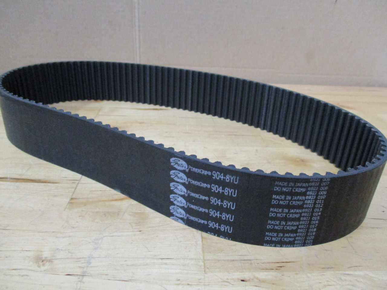 8YU-1920 240 Teeth Timing Belt